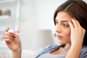 Complications of female infertility